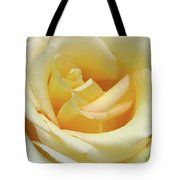 Butter Rose Tote Bag