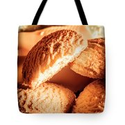 Butter Shortbread Biscuits Tote Bag