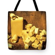 Buttering Up Tote Bag