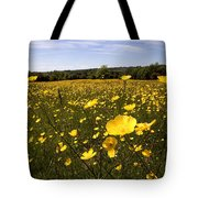 Buttercup Field Tote Bag