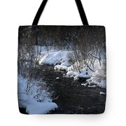 Butterfield Brook Tote Bag