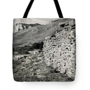 Butterfield Stage Lines Ruins Tote Bag