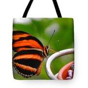 Butterflies Are Blooming Tote Bag