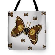 Butterflies For The Worlds  Future Tote Bag