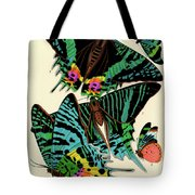 Butterflies, Plate-7 Tote Bag