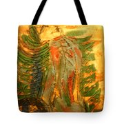 Butterfly - Tile Tote Bag