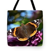 Butterfly 12 Tote Bag