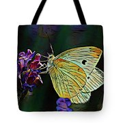Butterfly 18718 Tote Bag
