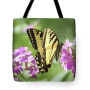 Butterfly #9 Tote Bag