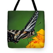 Butterfly Afternoon Tote Bag