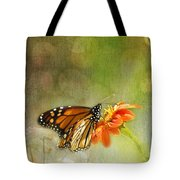 Butterfly And Bokeh Tote Bag