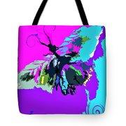 Butterfly Art By Lisa Kaiser Tote Bag