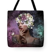 Butterfly Beauty 02 Tote Bag