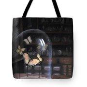Butterfly Belljar  Tote Bag