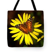 Butterfly Bloom Tote Bag