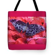 Butterfly Blues - Constable  Tote Bag