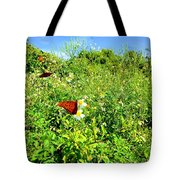 Butterfly Bonanza Tote Bag