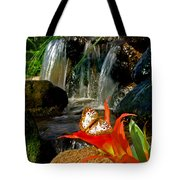 Butterfly Brook Tote Bag