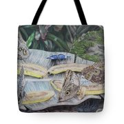 Butterfly Brunch Tote Bag