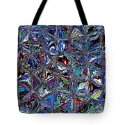 Butterfly Butterfry Tote Bag