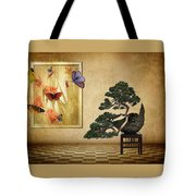 Butterfly Collection Tote Bag