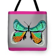 Butterfly Commission Tote Bag