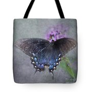 Butterfly Dance Tote Bag