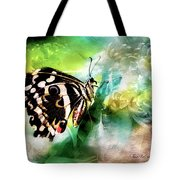 Butterfly Daydream Tote Bag