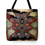 Butterfly Effect 2 / Vintage Tones  Tote Bag