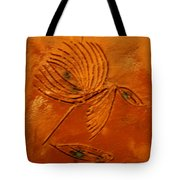 Butterfly Eye - Tile Tote Bag