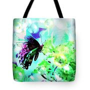 Butterfly Fantasty Tote Bag