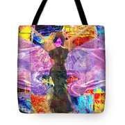 Butterfly Fantasy Tote Bag