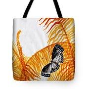 Butterfly Fern Tote Bag