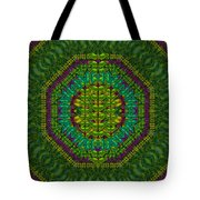 Butterfly Flower Jungle And Full Of Leaves Everywhere  Tote Bag