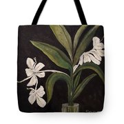 Butterfly Gingers Tote Bag