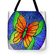 Butterfly Glory Tote Bag