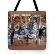 Butterfly Horse Tote Bag