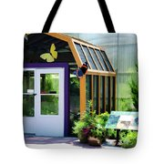 Butterfly House 3 Tote Bag