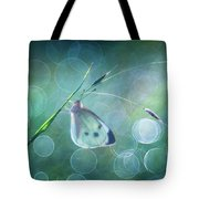 Butterfly Imagination Tote Bag