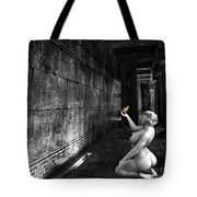 Butterfly In The Catacombs  2 Tote Bag