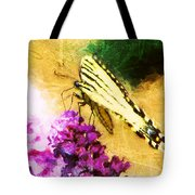 Butterfly Journey Tote Bag