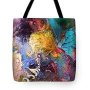 Butterfly Mind Tote Bag