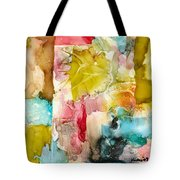 Butterfly Morning Tote Bag