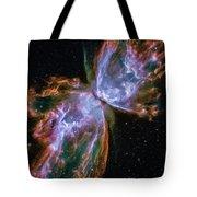 Butterfly Nebula Tote Bag