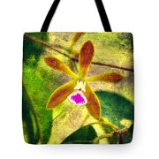 Butterfly Orchid - Encyclia Tampensis Tote Bag