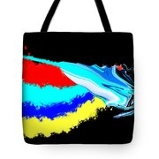 Butterfly Painting Tote Bag