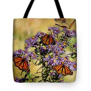 Butterfly Party Tote Bag