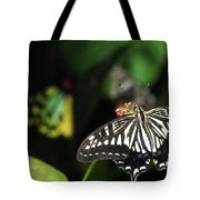 Butterfly Perfect Tote Bag