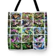 Butterfly Plethora I Tote Bag