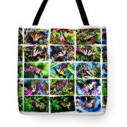 Butterfly Plethora II Tote Bag
